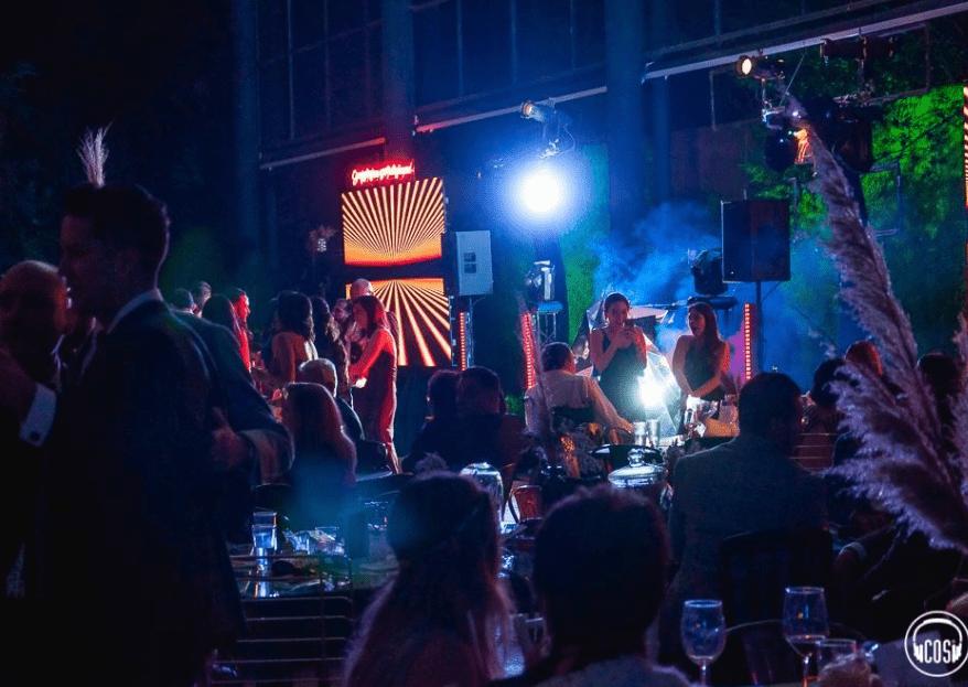 COS DJs: energía, emoción y adrenalina en el evento máximo... ¡tu boda!
