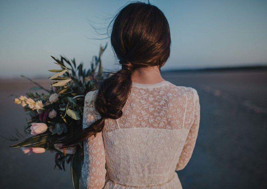 ¿Vestido de novia de marca reconocida o atelier? ¡Conoce la opinión de nuestras lectoras!