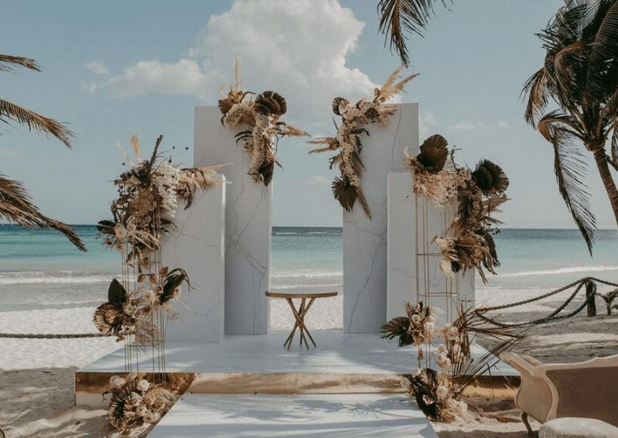 ¿Sabes todo lo que un wedding planner puede hacer por ti? ¡Descúbrelo!