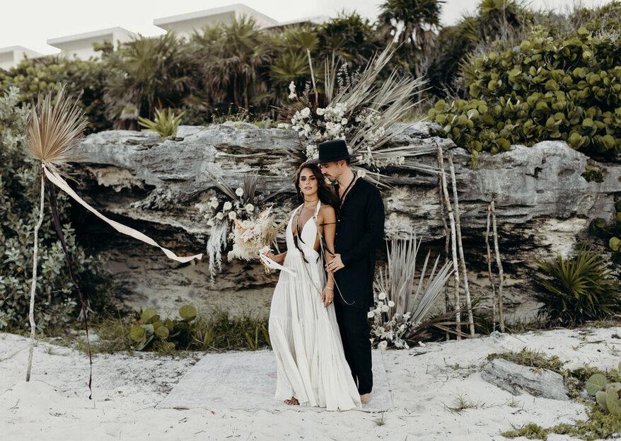 Lugares mágicos para una boda destino espectacular