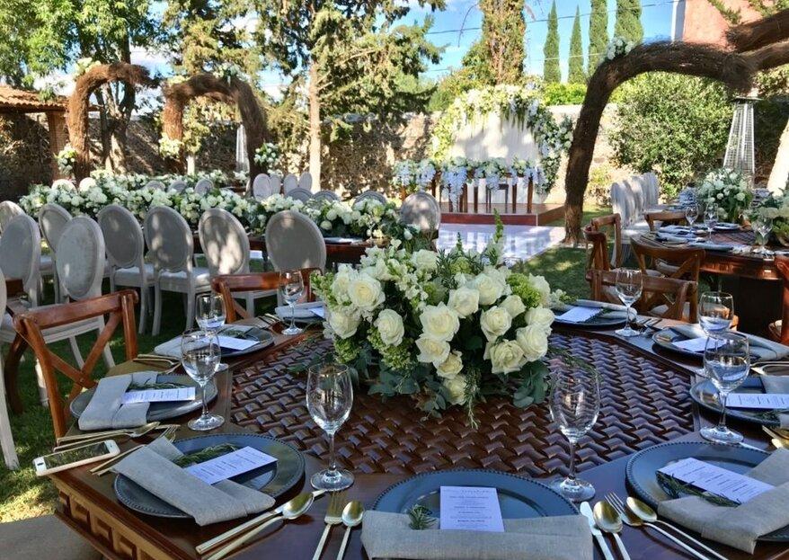 Sorprende a tus invitados con estos detalles increíbles de boda
