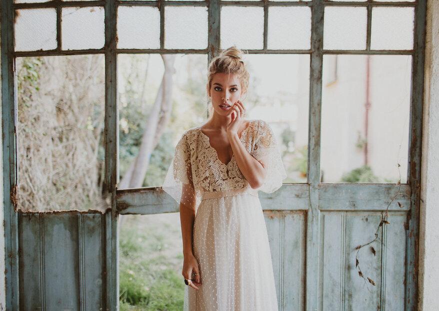 Looks de inspiración para un estilismo de novia 100% original: ¡Pura moda!
