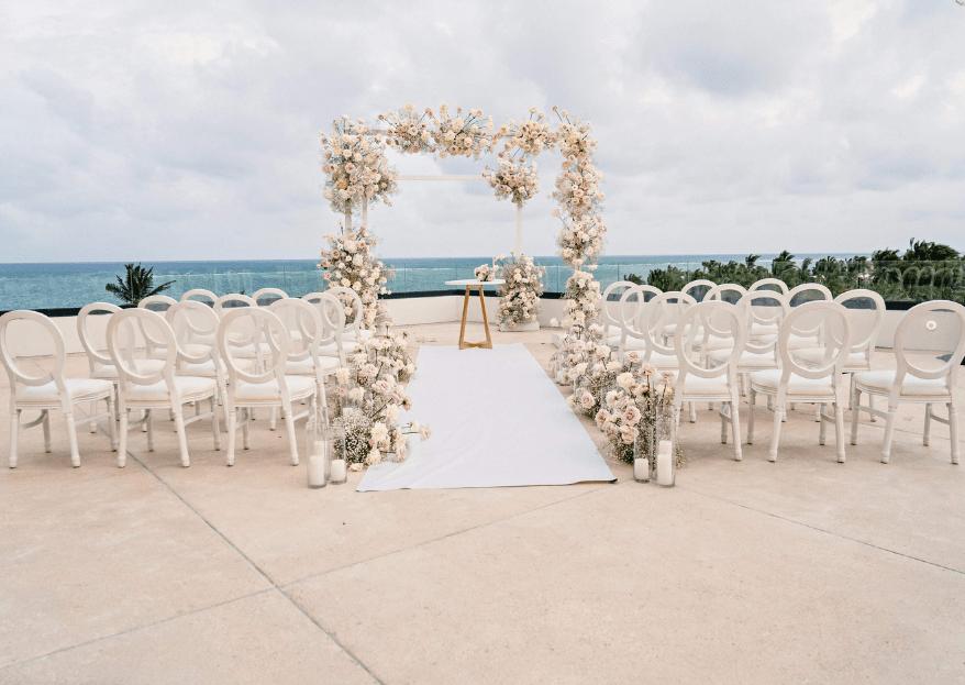 Máxima atención al detalle en tu boda: Sensira Resorts & Spa Riviera Maya