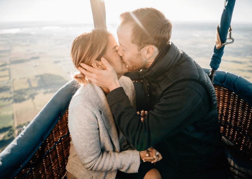Más de 20 ideas para pedir matrimonio. Las propuestas de matrimonio más ¡originales y súper románticas!