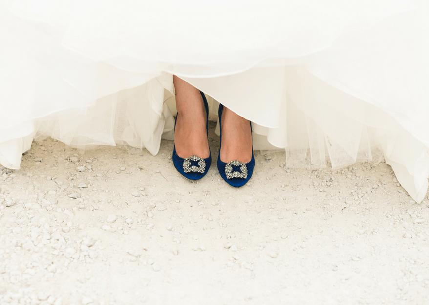 Cómo elegir los zapatos de novia: 5 consejos para tener comodidad y estilo