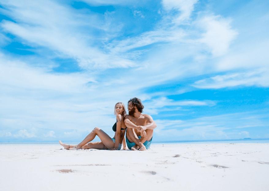Cómo elegir destino para tu luna de miel: 5 consejos para planear un viaje inolvidable