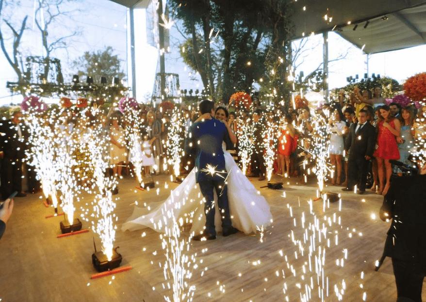 Ten una fiesta única el día de tu boda gracias a Helios Dj's y su gran experiencia