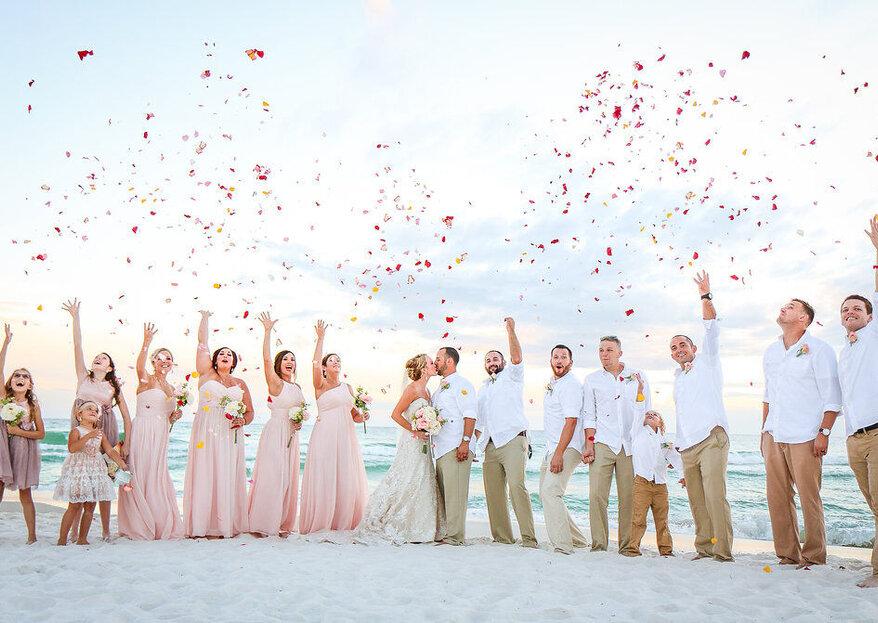 El apoyo que has estado buscando para organizar una boda de lujo: ¡wedding planners!