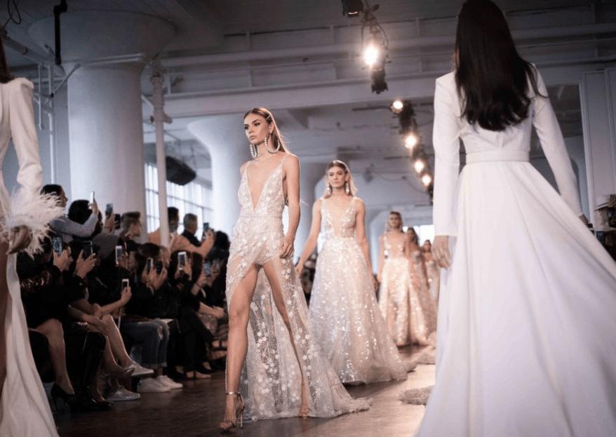 New York Bridal Fashion Week 2019: 5 tendencias nupciales que desearás tener ya