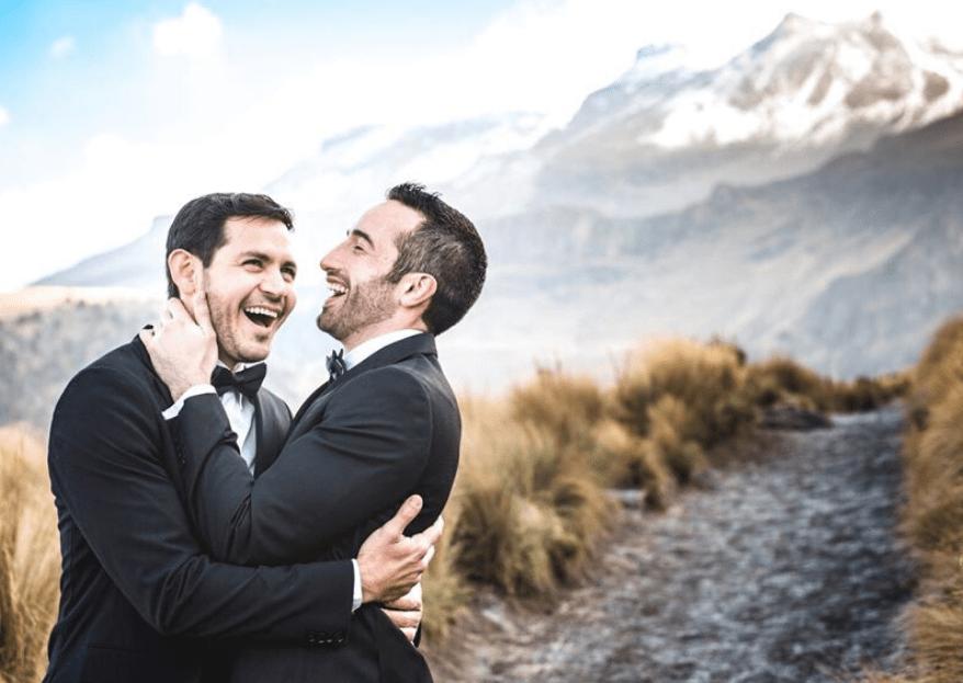 Los 5 pasos esenciales para planear una boda gay