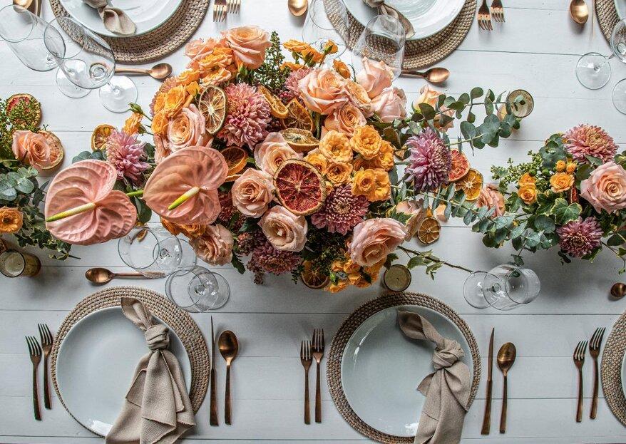 La magia de una boda organizada por los mejores: ¡Conoce el trabajo de estos expertos!