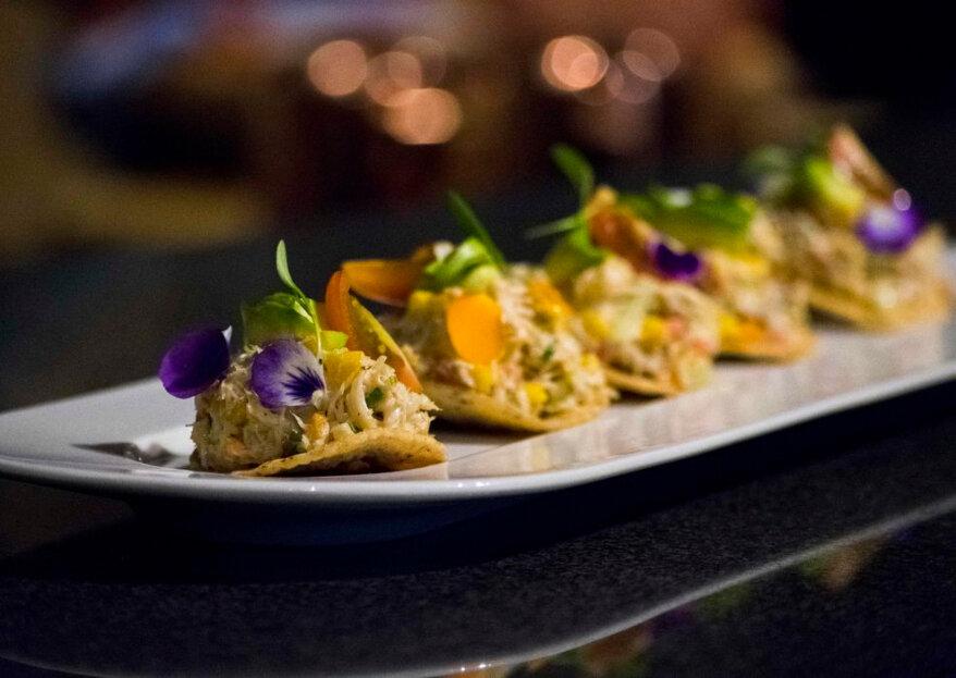 Haloclina Catering consigue la excelencia en el banquete de tu boda