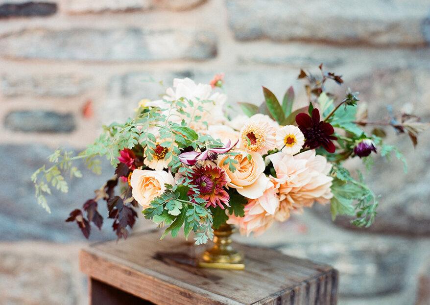 Las 10 mejores flores para tu boda ¡Logra la ambientación ideal!