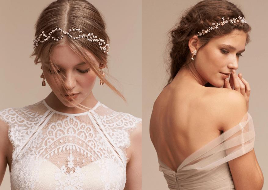 Las 5 tendencias de joyas para novia que debes conocer HOY mismo