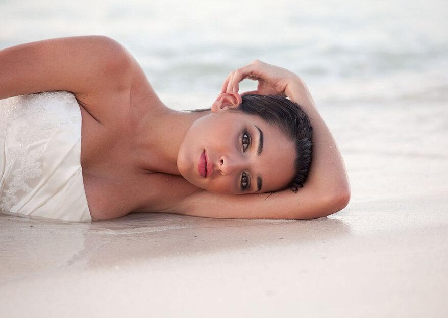 Eugenia Debayle nos da sus mejores consejos de belleza para novias