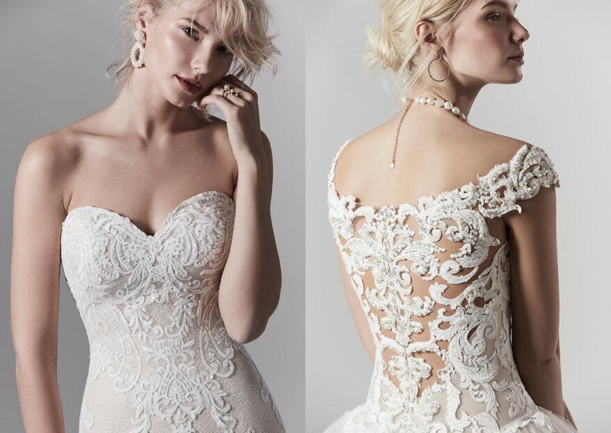 Sottero and Midgley Otoño 2019: vestidos de novia únicos con un ajuste lujoso