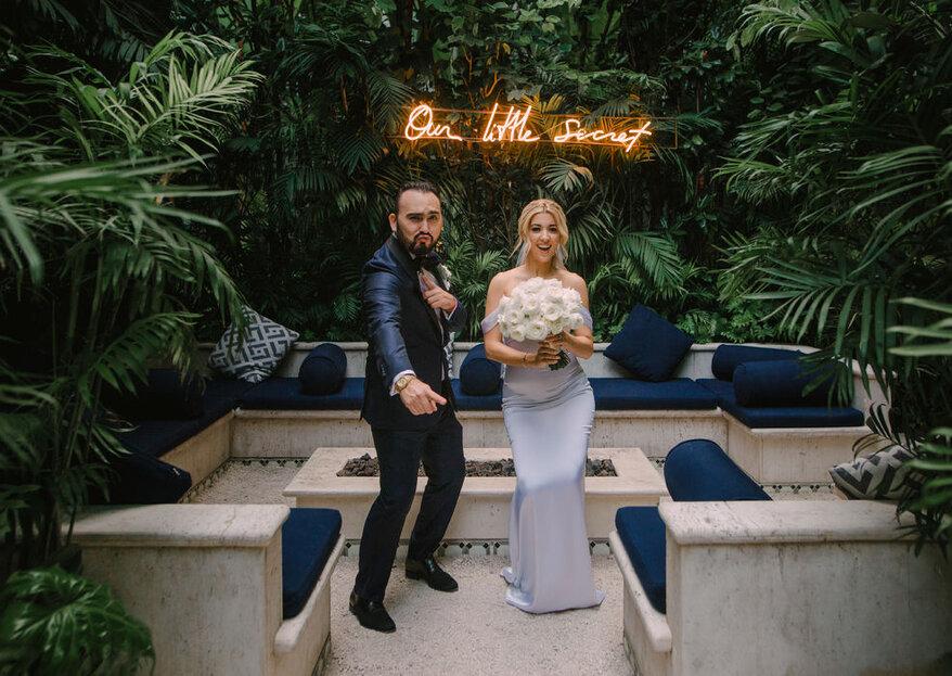 Las mejores tendencias de boda 2021 ¡Adóptalas ya!