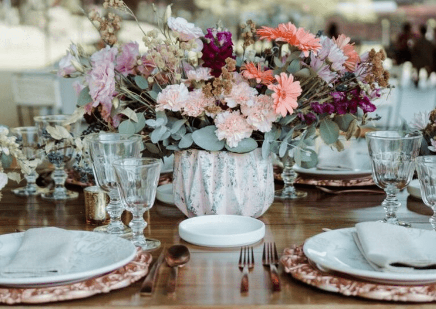 5 musts para triunfar con el catering de tu boda