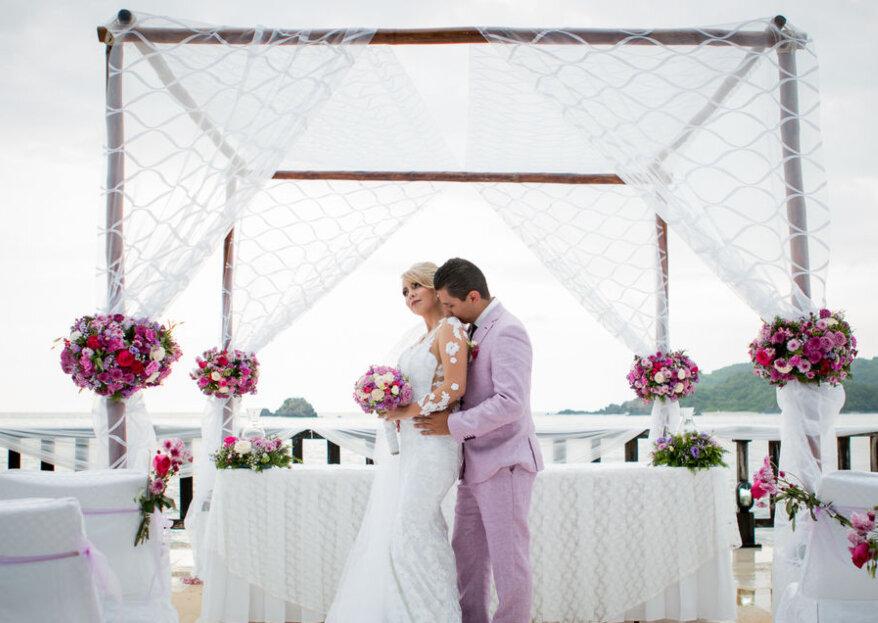 Hotel Azul Ixtapa: un paraíso para tu boda