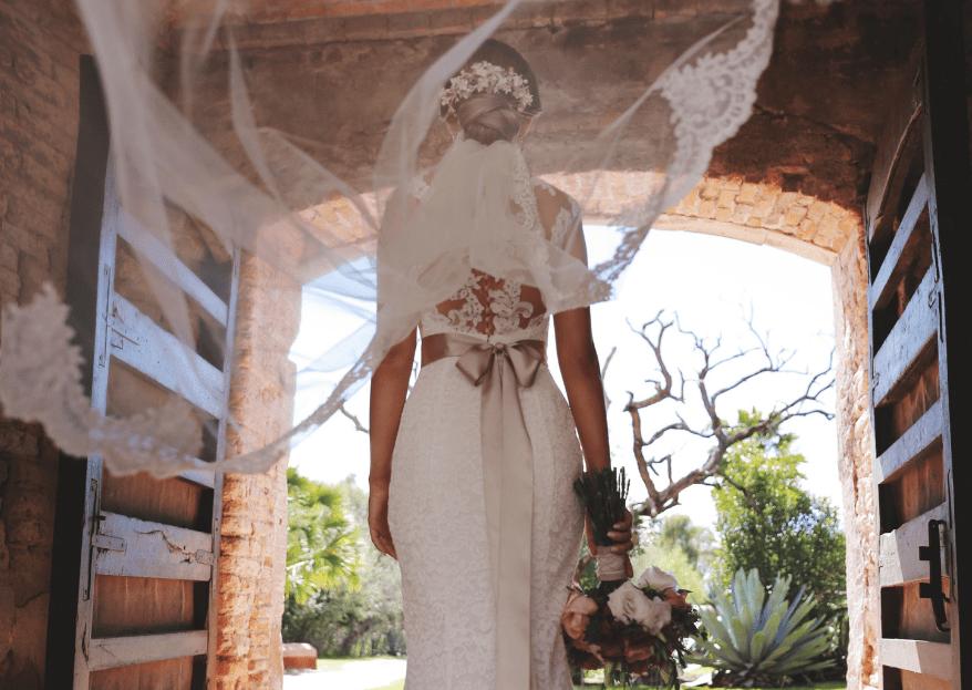 ¿Prefieres casarte en una hacienda o en un jardín?