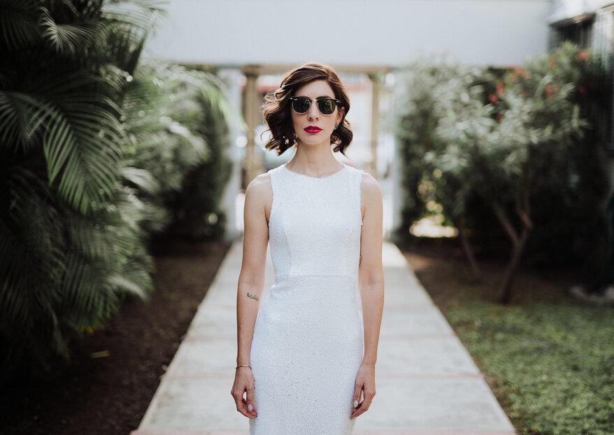 Cómo elegir el vestido de novia: 5 reglas básicas que DEBES conocer