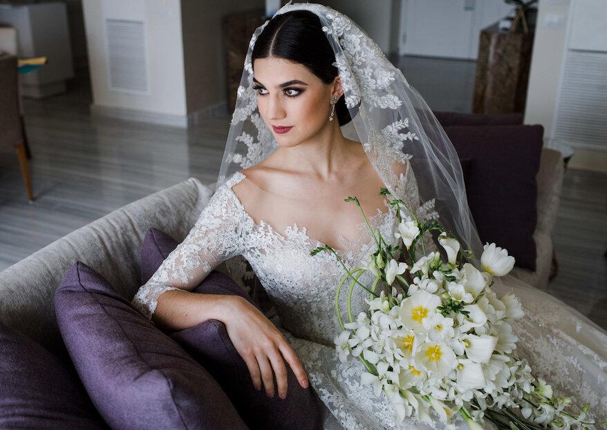 ¿Pestañas naturales o postizas para el día de tu boda? ¡Te contamos los pros y contras!