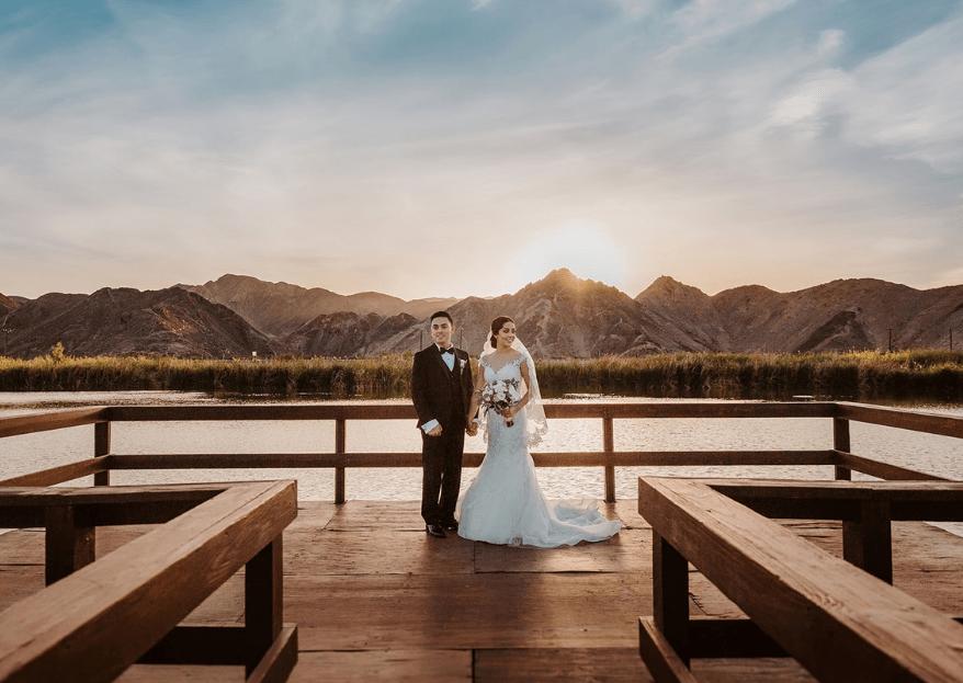 Tú le das sentido a todo: la boda de Claudia & Edgar