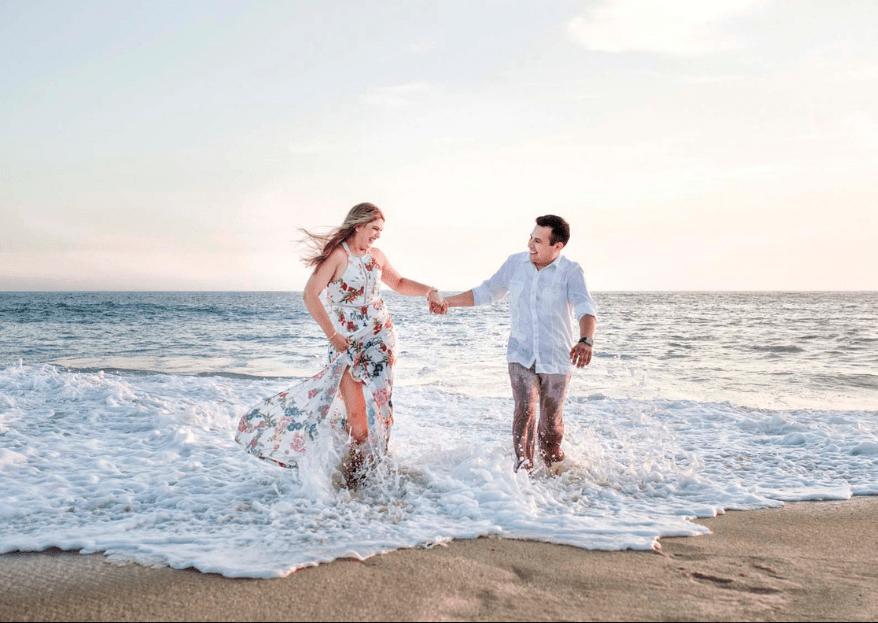 Fotos únicas y llenas de frescura con Paulina de León Wedding Photographer