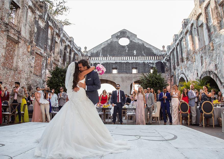 Las mejores locaciones para una boda inolvidable