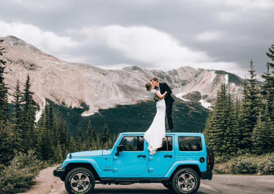 Cómo elegir el coche para mi boda ¡Llega a tu celebración con estilo!