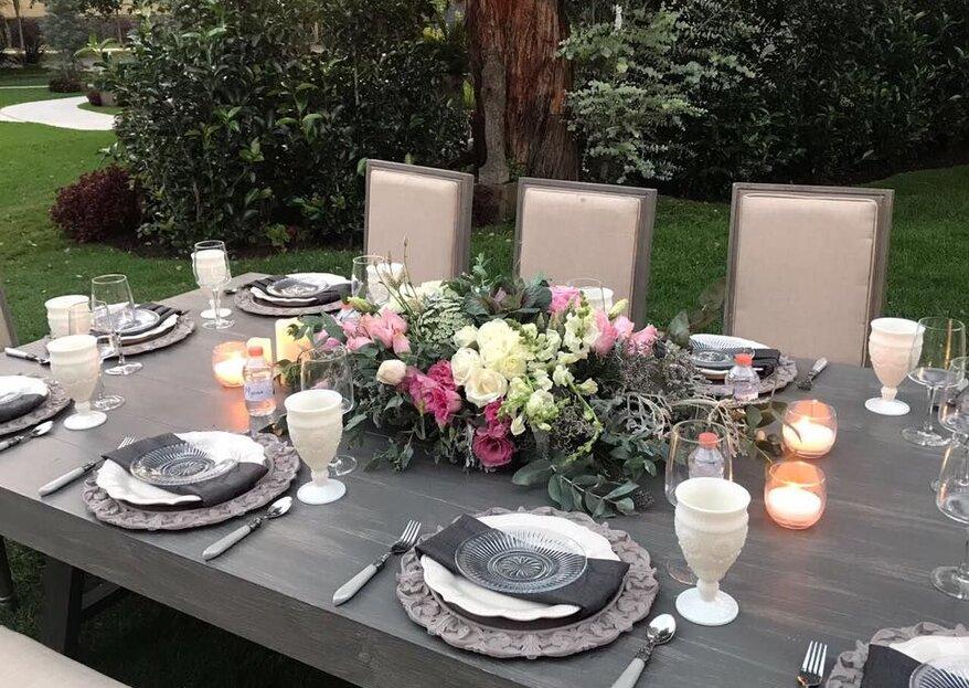 Casa Américas, el jardín ideal para tu gran día