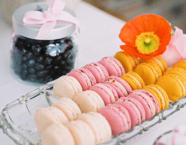 Dulces y pasteles para bodas en Durango