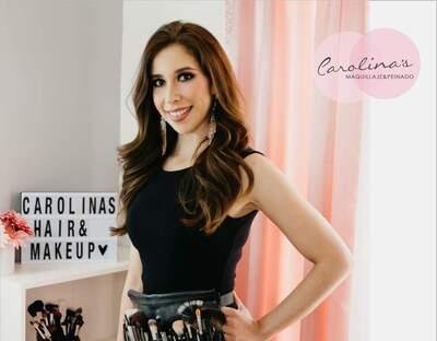 Carolina's Maquillaje y Peinado