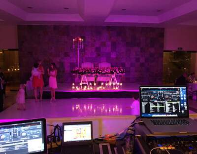 Vip-audio Iluminación