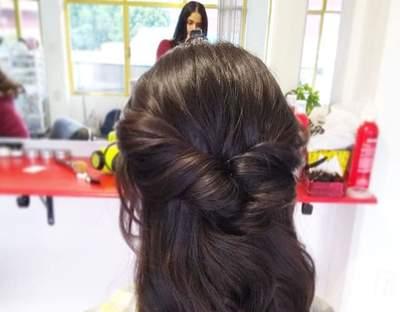 Hair and Makeup Isabel Miranda